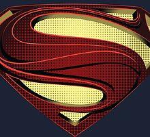 SUPERMAN | MAN OF STEEL CLASSIC by dinshoran