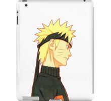 Naruto and Sasuke #2 iPad Case/Skin