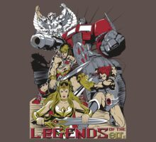 LEGENDS OF THE 80´S T-Shirt