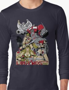 LEGENDS OF THE 80´S Long Sleeve T-Shirt