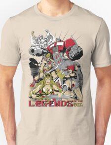 LEGENDS OF THE 80´S Unisex T-Shirt