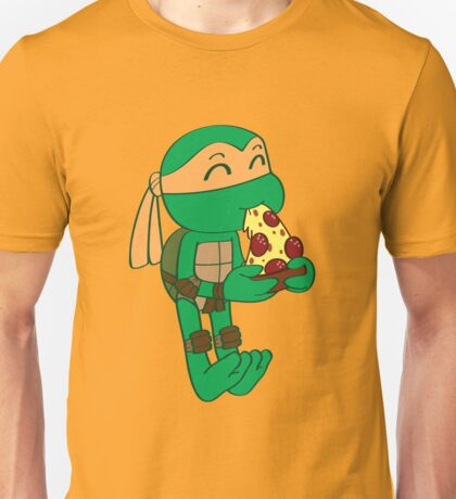 Precious Turtles - Michelangelo Unisex T-Shirt