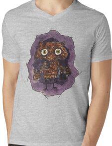 Owlin' Mens V-Neck T-Shirt