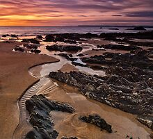 Hope Cove by AndyCosway