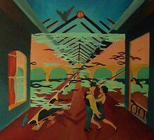 tango by Laurent Aubin