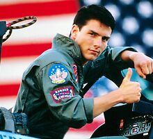 Tom Cruise by SteelMemes