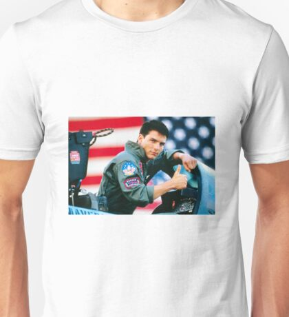 Tom Cruise Unisex T-Shirt