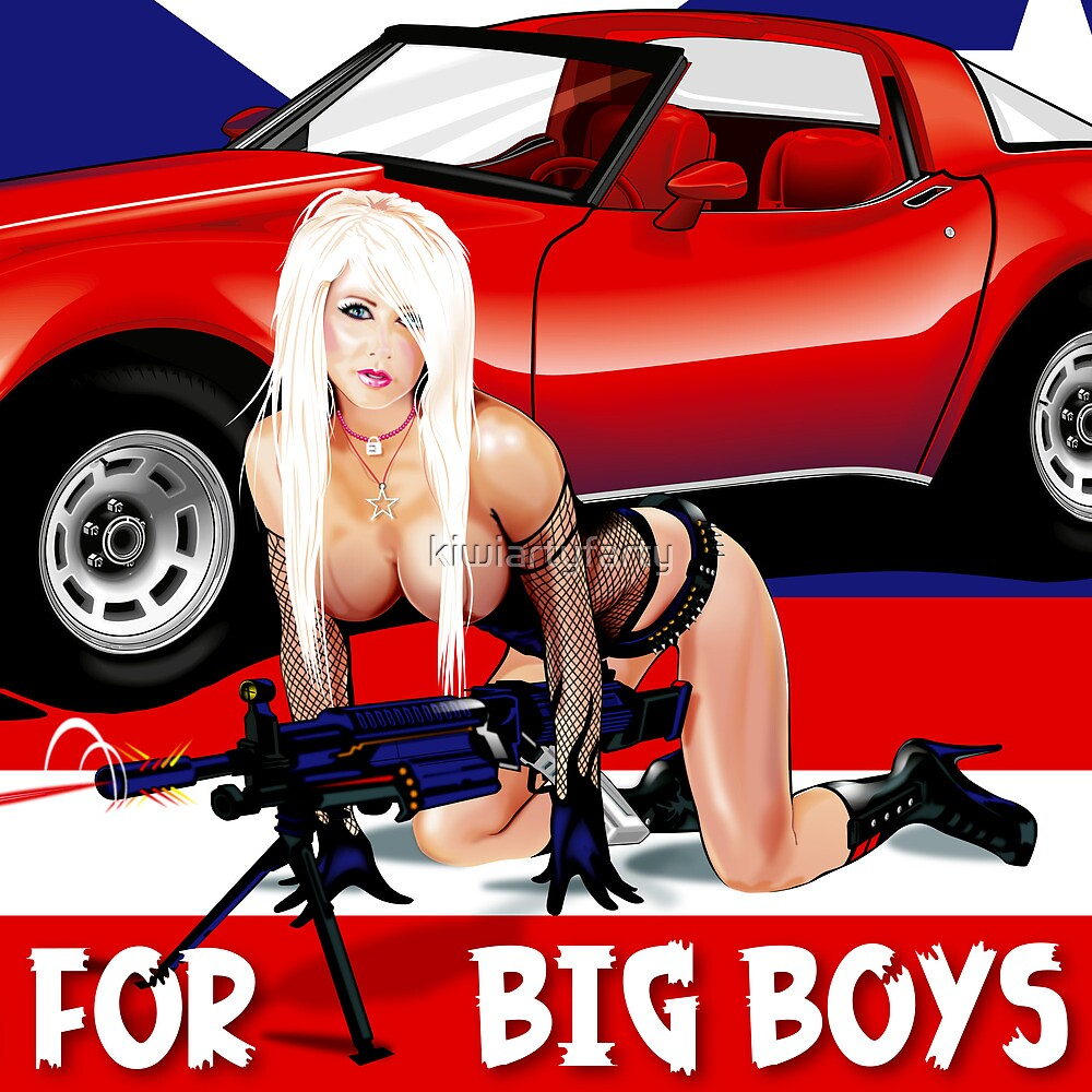 For BIG Boys by Brian Gibbs