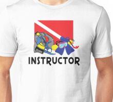 SCUBA Instructor Unisex T-Shirt