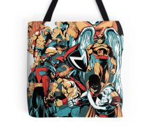 HANNA-BARBERA SUPER HEROES Tote Bag