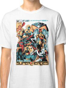 HANNA-BARBERA SUPER HEROES Classic T-Shirt