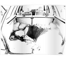 Unconscious In The Boot Of Your Car... Poster