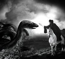 The Rider by Celefindel