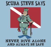 Scuba Steve Kids Tee