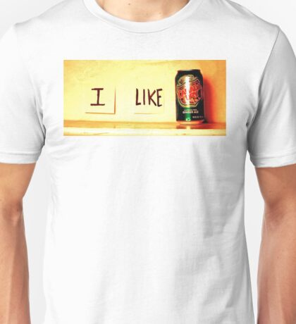 I Like Ginger Ale Unisex T-Shirt