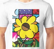 Mom Sunflower Unisex T-Shirt