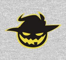 Jack O'Lantern Emblem Kids Clothes