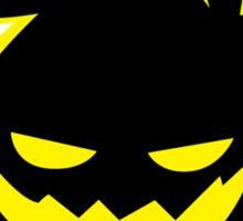 Jack O'Lantern Emblem Sticker
