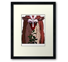 THE FOREST SPIRIT Framed Print