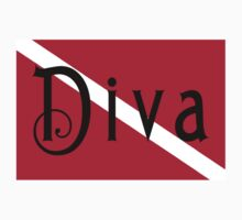 SCUBA Diva by SportsT-Shirts