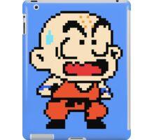 Krilin - pixel art iPad Case/Skin