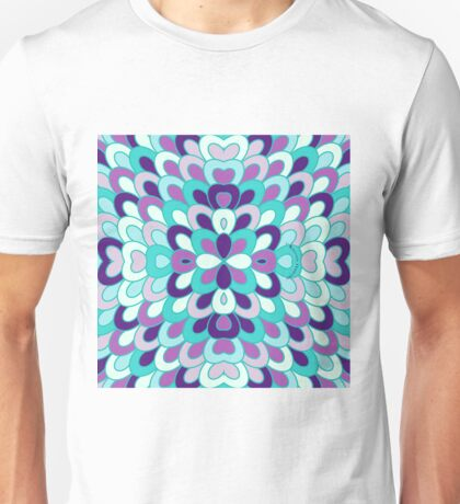 Scales VIOLET. T-Shirt