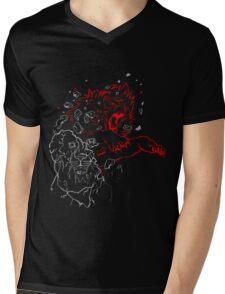 Break Free Mens V-Neck T-Shirt