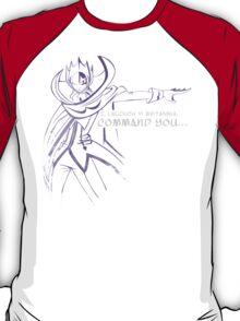 Lelouch T-Shirt