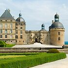 Chateau Hautefort by Kerry  Becker