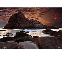 Sugarloaf Rock Photographic Print