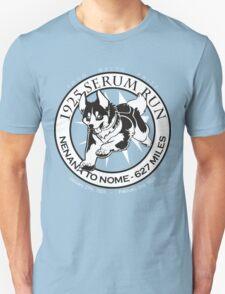 1925 Serum Run Unisex T-Shirt