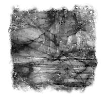 The Atlas of Dreams - Plate 13 (b&w) Photographic Print