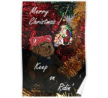 Christmas Cards Series #2 Poster