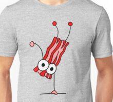 Brake Dance Bacon Unisex T-Shirt