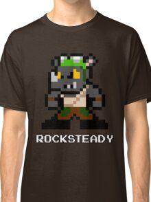 8-Bit TMNT Rocksteady Classic T-Shirt