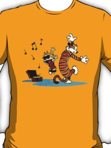 Calvin & Hobbes Dance T-Shirt