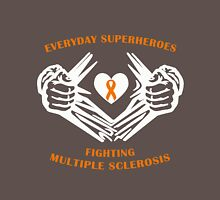 Multiple Sclerosis Heroes Unisex T-Shirt