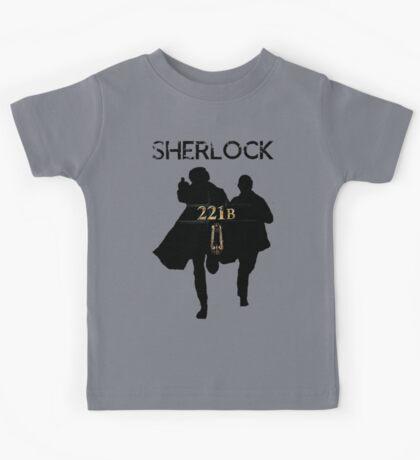 221B Baker Street Kids Tee