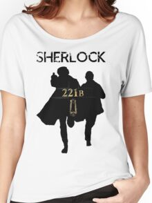 221B Baker Street Women's Relaxed Fit T-Shirt