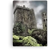 Blarney Castle, Second View Canvas Print