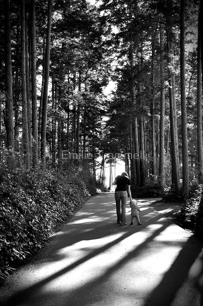A Walk in the Park by Emilie Trammell