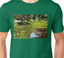 Reflections in the Garden Unisex T-Shirt