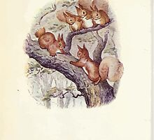 The Tale of Squirrel Nutkin Beatrix Potter 1903 0060 by wetdryvac