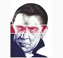 Dracula, A a ballpoint portrait.  Unisex T-Shirt