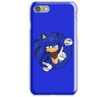 Sonic Boom - I Fired You iPhone Case/Skin