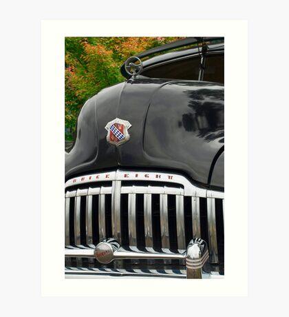 Buick Eight Art Print