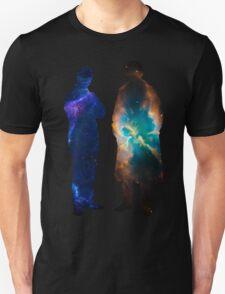 Sherlock Galaxies Unisex T-Shirt