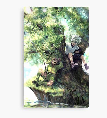 Hunter X Hunter - Gon and Killua Canvas Print