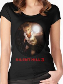 Silent Hill 3 Women's Fitted Scoop T-Shirt