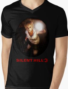 Silent Hill 3 Mens V-Neck T-Shirt